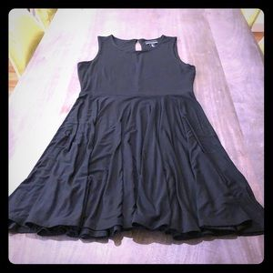 Cynthia Rowley cotton fit and flare dress